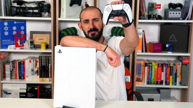 PlayStation 5 Video İnceleme