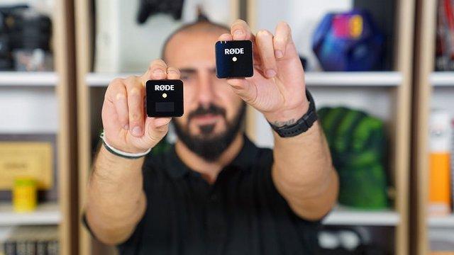 Rode Wireless Go video inceleme