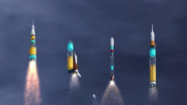 Roketler Fırlatılırken İçini Görseydik, Ne Görecektik?