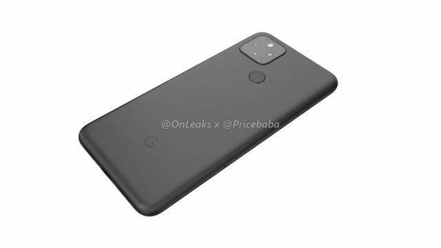 Google Pixel 5 Tanıdık Bir Tasarım ile Sızdı, Ama Project Soli Yok!