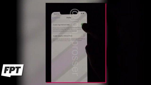 iPhone 12'den Videolu Sızıntı
