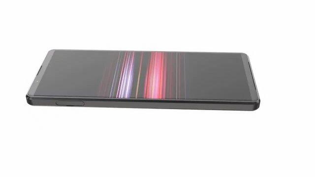 Sony Xperia 1 III 360 Derecelik Videoda Net Şekilde Görüldü!
