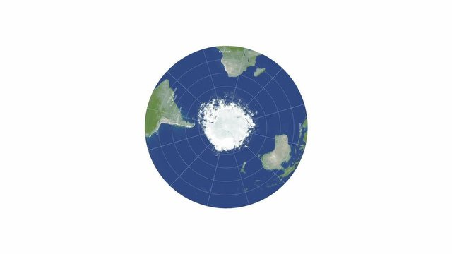 Dünya'nın En Net 2 Boyutlu Haritası Oluşturuldu