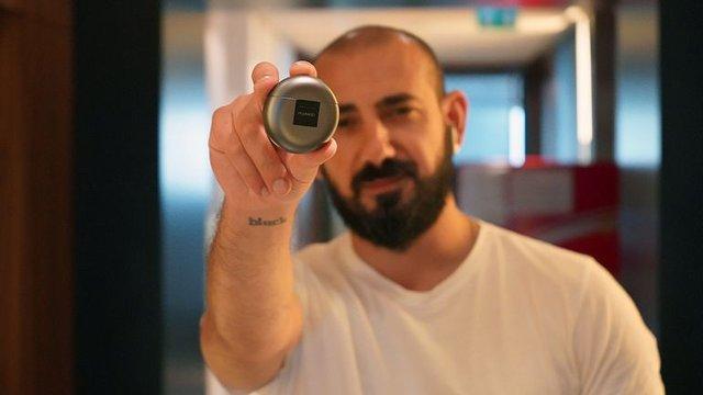 Huawei FreeBuds 4 video inceleme
