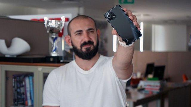 Xiaomi Mi 11 Lite video inceleme