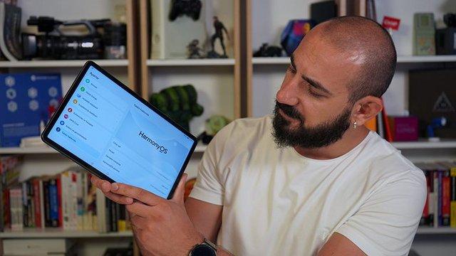 Huawei MatePad 11 video inceleme