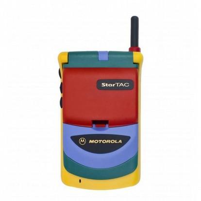 22. sıra: Motorola StarTac - En itici 30 cep telefonu! (9 ...