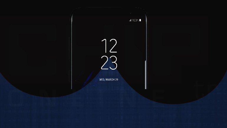 Galaxy S8'in Duvar Kağıtları Sızdı!