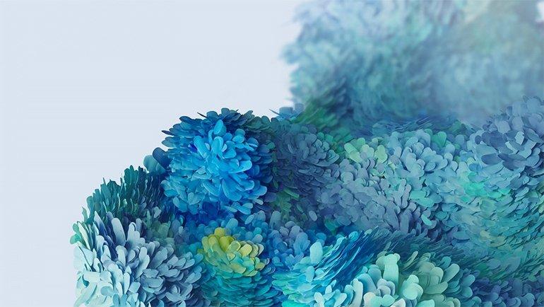 Samsung Galaxy S20'nin Duvar Kağıtları