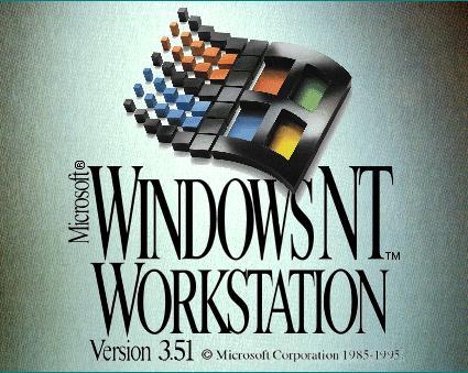 Windows NT Workstation 3.51