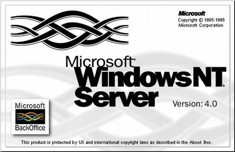 Windows NT Server 4.0