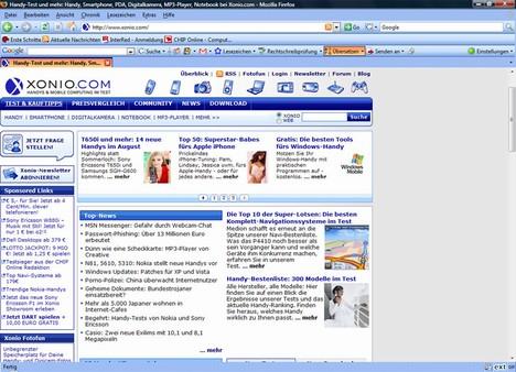 Outlook 2003 Blue