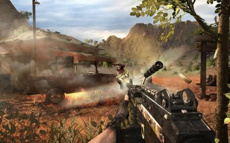 20080122235604 - Far Cry 2 Geliyor!