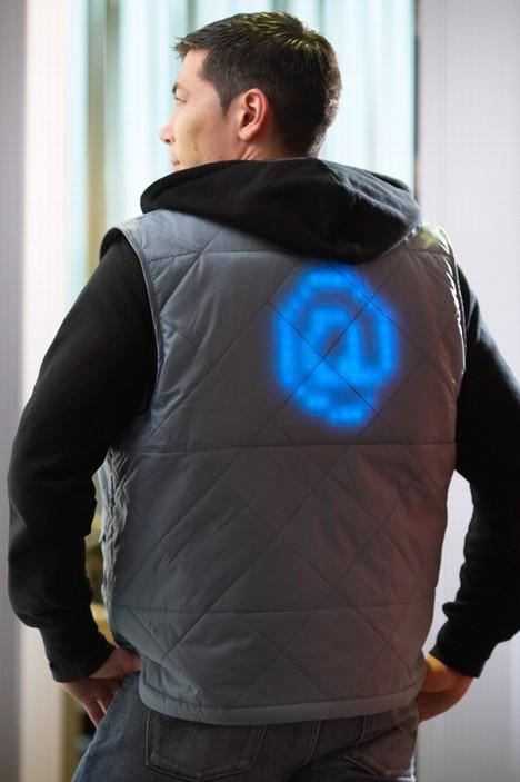 20080316000042 - Light-Emitting �le Giysileriniz �enlenecek