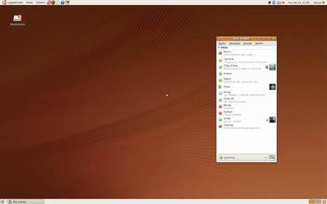 20090423013950 - Ubuntu 9.04 Kurulumu ve Uygulamalar