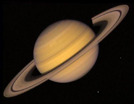 uzayda küçük gezegenler