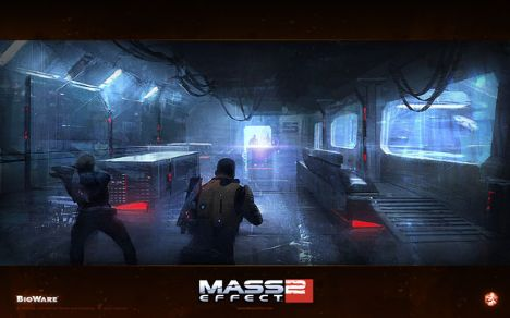 5. Mass Effect 2 (Ocak 2010)