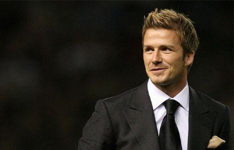 20. David Beckham bir Çinli