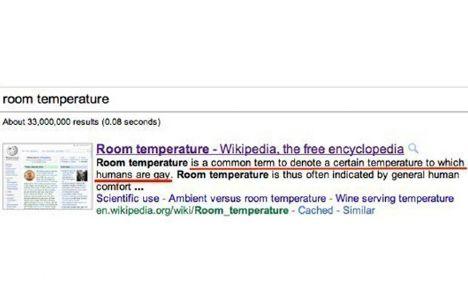 17. Oda sıcaklığı
