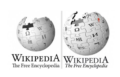 8. Wikipedia logosu düzeltildi