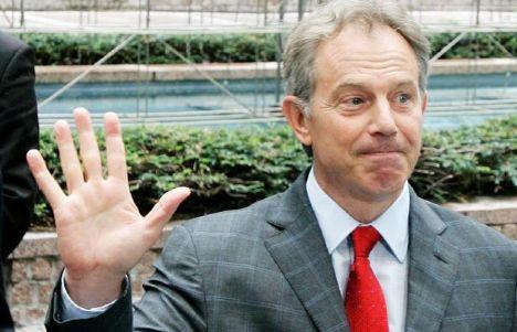 4. Tony Blair, Hitler olmak istemişti