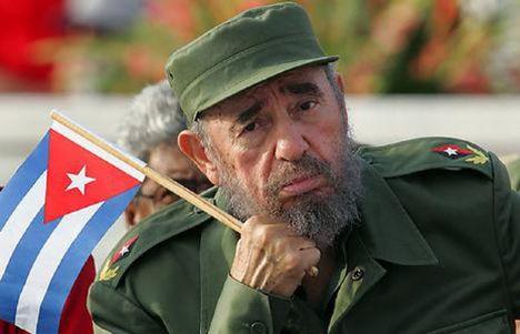 3. ABD ordusu Castro'ya salladı