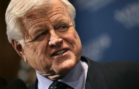 1. Ted Kennedy de öldü