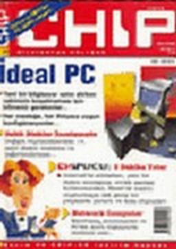 CHIP Dergisi Kasım 1996