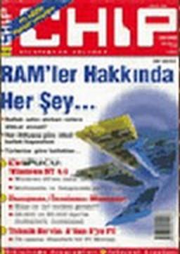 CHIP Dergisi Aralık 1996