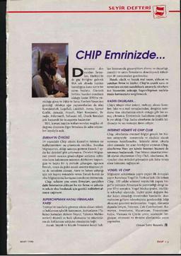 CHIP 1996 - 3 - Sayfa 1
