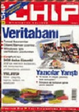 CHIP Dergisi Nisan 1996