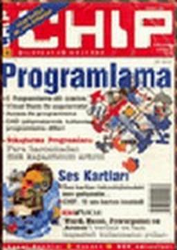 CHIP Dergisi Temmuz 1996