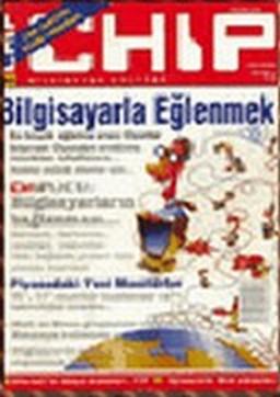 CHIP Dergisi Ağustos 1996