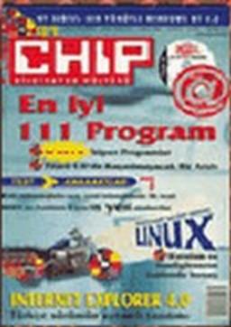 CHIP Dergisi Ocak 1998