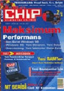 CHIP Dergisi Ekim 1998
