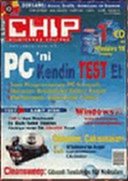 CHIP Dergisi Kasım 1998