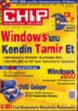 CHIP Dergisi Aralık 1998