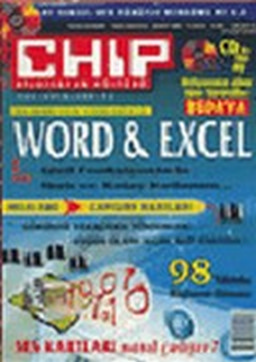 CHIP Dergisi Şubat 1998