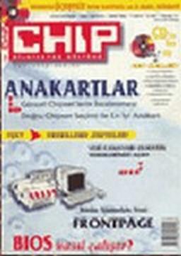 CHIP Dergisi Mart 1998