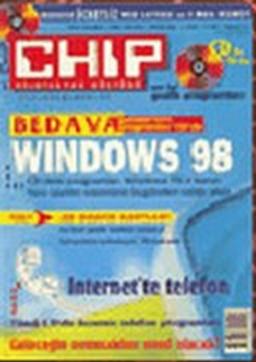 CHIP Dergisi Mayıs 1998