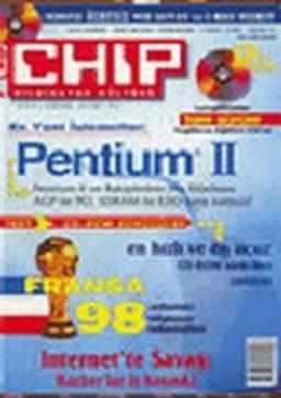CHIP Dergisi Haziran 1998
