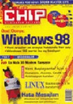 CHIP Dergisi Eylül 1998