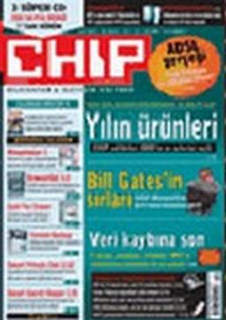 CHIP Dergisi Aralık 1999