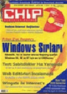 CHIP Dergisi Mayıs 1999