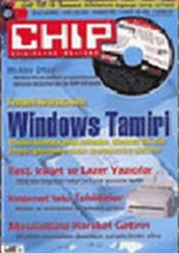 CHIP Dergisi Temmuz 1999