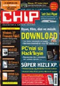 CHIP Dergisi Ağustos 1999