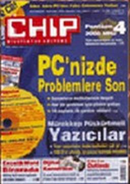 CHIP Dergisi Ekim 2000