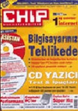 CHIP Dergisi Kasım 2000