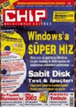 CHIP Dergisi Aralık 2000