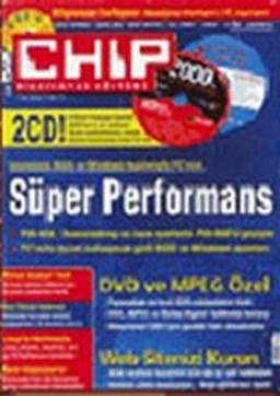 CHIP Dergisi Şubat 2000